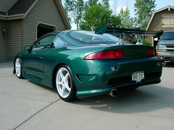 Mtxtalon 1995 Eagle Talon Specs Photos Modification Info At Cardomain