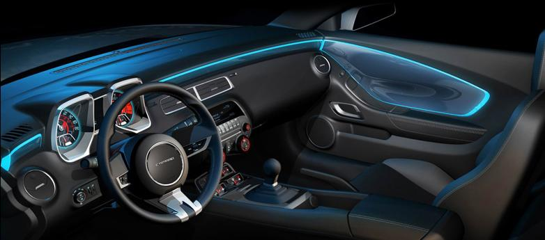 Camaro Ss 2010 Interior Images Galleries With A Bite