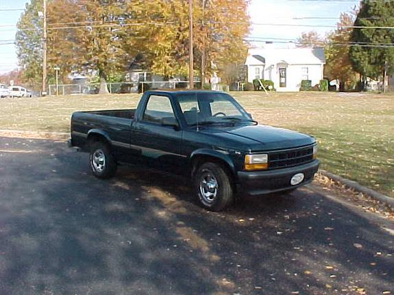 Large on 1994 Dodge Dakota Truck