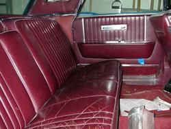 89tauruswagon 1964 Lincoln Continental