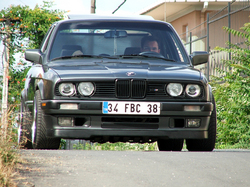JasonVTs 1988 BMW 3 Series