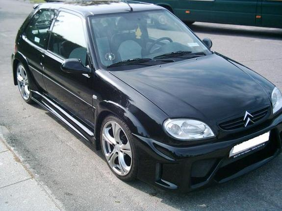 Another DarkAge 2000 Citroen Saxo post... - 775886