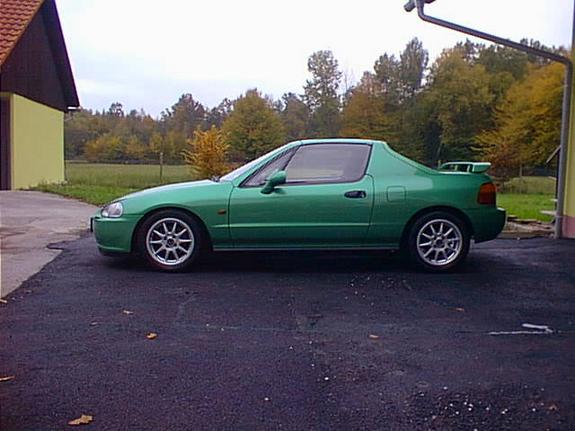 strommer 1995 honda del sol specs photos modification. Black Bedroom Furniture Sets. Home Design Ideas