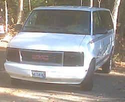 chrisafaris 1997 GMC Safari Passenger