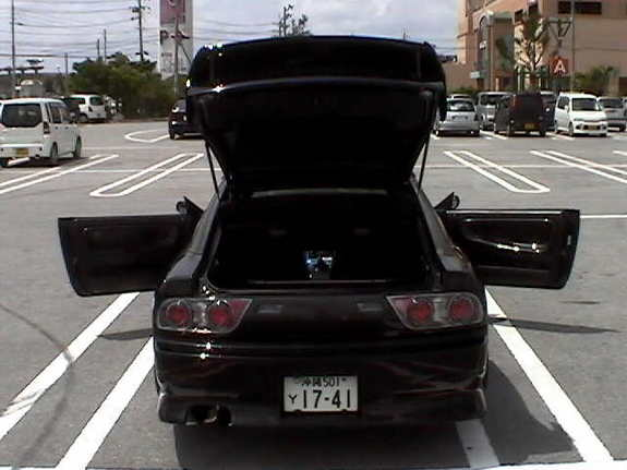 Another bub180jp 1997 Nissan 180SX post... - 779837