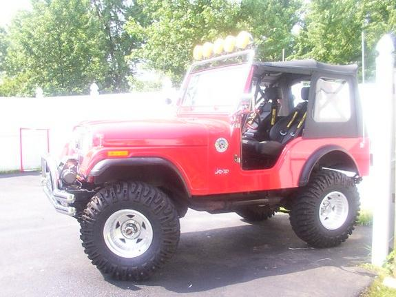 Fatpipe's 1978 Jeep CJ5