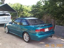 Joelitos 1994 Hyundai Scoupe