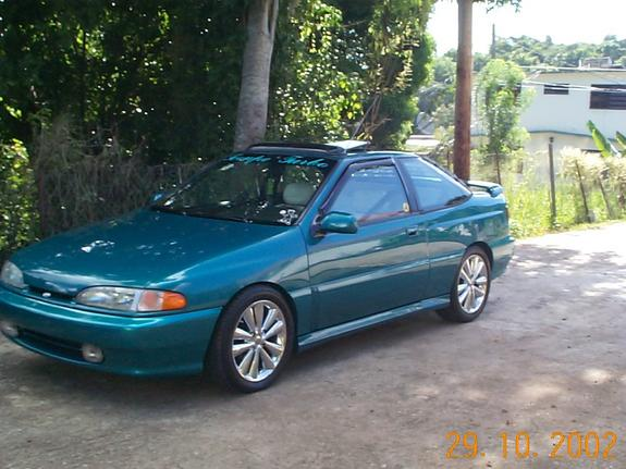 joelito 1994 hyundai scoupe specs photos modification info at cardomain. Black Bedroom Furniture Sets. Home Design Ideas