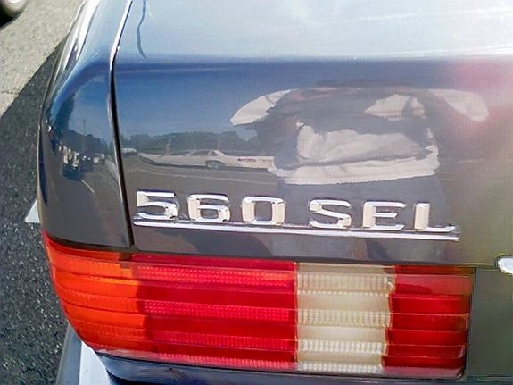 Another assman2 1987 Mercedes-Benz S-Class post... - 786368