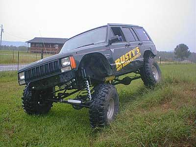 Another woostveen 1991 Jeep Cherokee post... - 786759