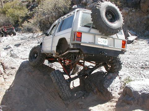 Another woostveen 1991 Jeep Cherokee post... - 786760
