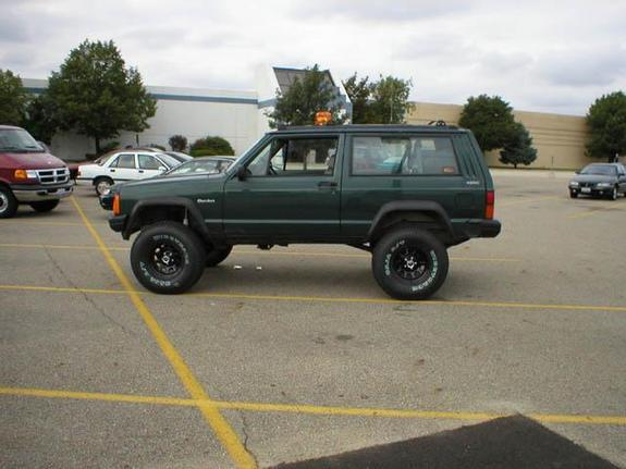 Greenxj 1994 Jeep Cherokee Specs Photos Modification