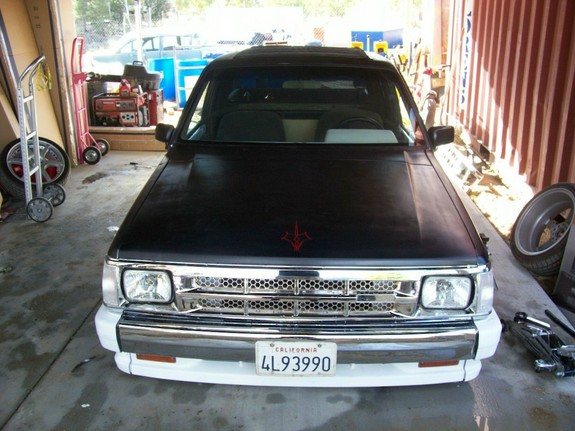 Another bclasshustler 1988 Mazda B-Series Cab Plus post... - 787853