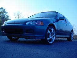 DJHonda 1995 Honda Civic