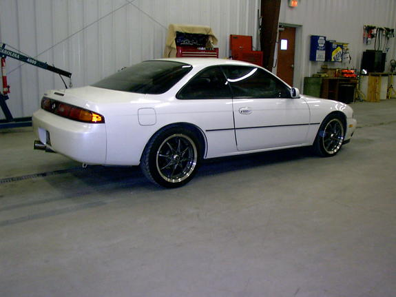 Another nismoracing1 1996 Nissan Silvia post... - 793197