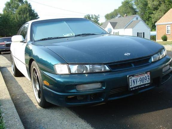 Another nismoracing1 1996 Nissan Silvia post... - 793204