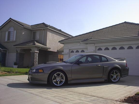 Roush02 2002 Ford Mustang Specs Photos Modification Info at