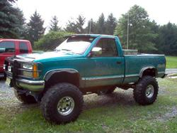 rebel_chevy93s 1993 GMC Sierra 1500 Regular Cab