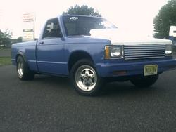 swordsmen6 1990 Chevrolet S10 Regular Cab