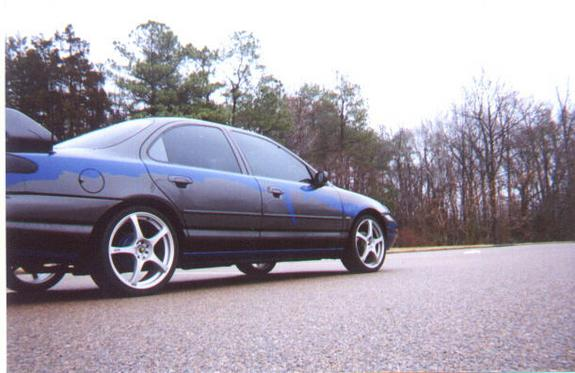 Another missyg 1999 Ford Contour post... - 799493