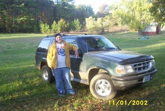 Another missyg 1996 Ford Explorer post... - 799526