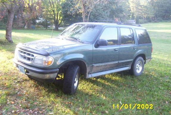 Another missyg 1996 Ford Explorer post... - 799529