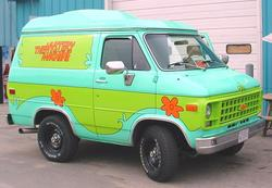 WhosYaDaddy 1978 GMC Vandura 1500