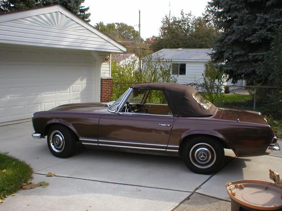 Another FlyinFrenchy 1967 Mercedes-Benz SL-Class post... - 805836