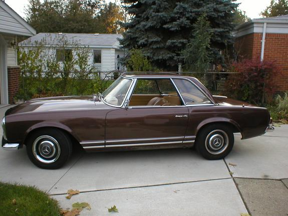 Another FlyinFrenchy 1967 Mercedes-Benz SL-Class post... - 805838