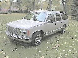 BadAssBurbans 1993 GMC Suburban 1500