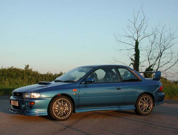 Another lotus349 1999 Subaru Impreza post... - 806390