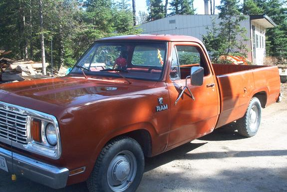 dodge_maniac 1978 Dodge Ram 1500 Regular Cab Specs, Photos ...