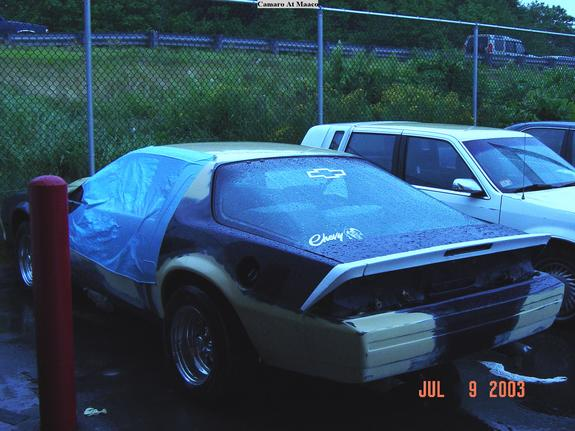 Another t00fast87 1987 Chevrolet Camaro post... - 808679