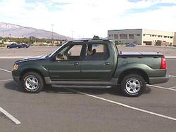 OFFTRAC 2002 Ford Explorer Sport Trac