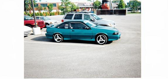 Another dirtylildog 1994 Chevrolet Cavalier post... - 813417