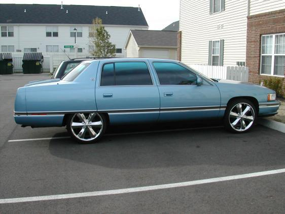 Another MC0n22s 1994 Cadillac DeVille post... - 811904