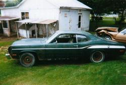 JpDuster 1975 Plymouth Duster
