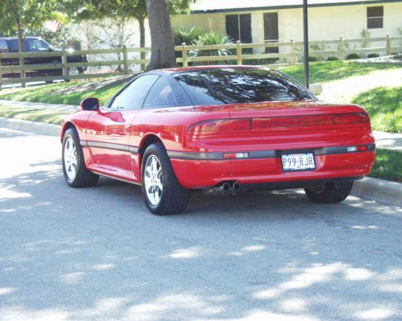 myredcar 1991 Dodge Stealth
