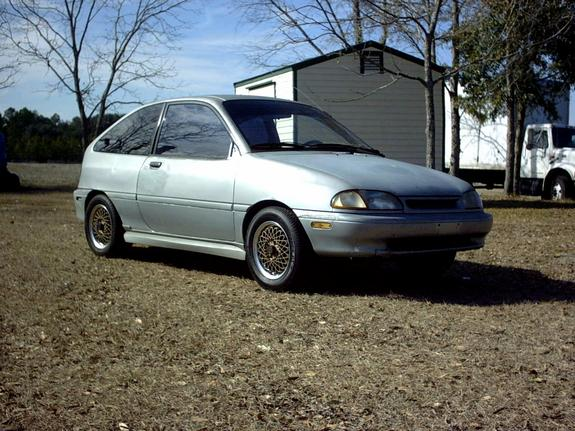 Another nissantwofortysx 1995 Ford Aspire post... - 820192