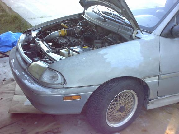 Another nissantwofortysx 1995 Ford Aspire post... - 820193