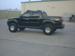 thedoobster 2001 Ford Explorer Sport Trac