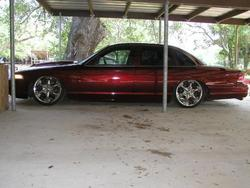 howsmomma 1994 Ford Crown Victoria