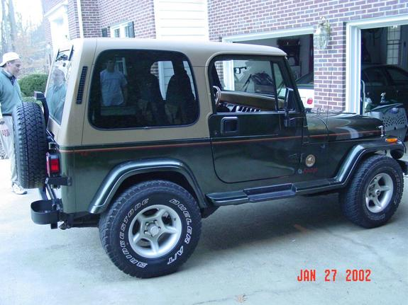 Another wakeboardr142 1995 Jeep YJ post... - 826466