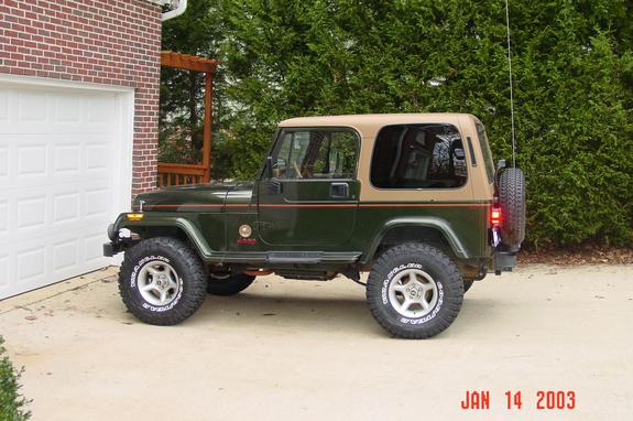 Another wakeboardr142 1995 Jeep YJ post... - 826475
