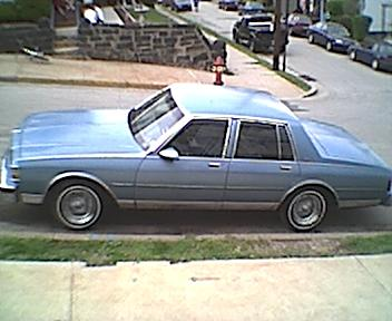 Another rellhamburger 1989 Chevrolet Caprice post... - 10732601