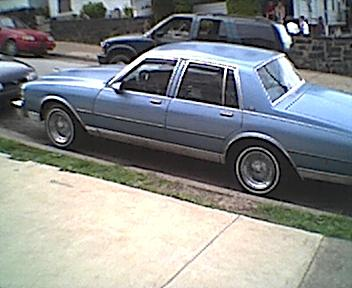 Another rellhamburger 1989 Chevrolet Caprice post... - 10733583