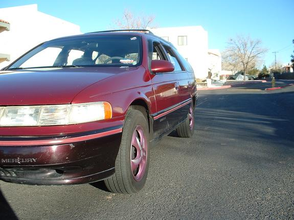 Another niteonthetown 1998 Mercury Sable post... - 833158