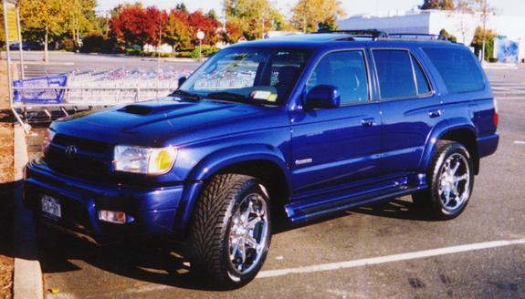 zeus2000 2002 toyota 4runner specs photos modification info at cardomain. Black Bedroom Furniture Sets. Home Design Ideas