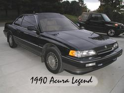 firestormX 1990 Acura Legend