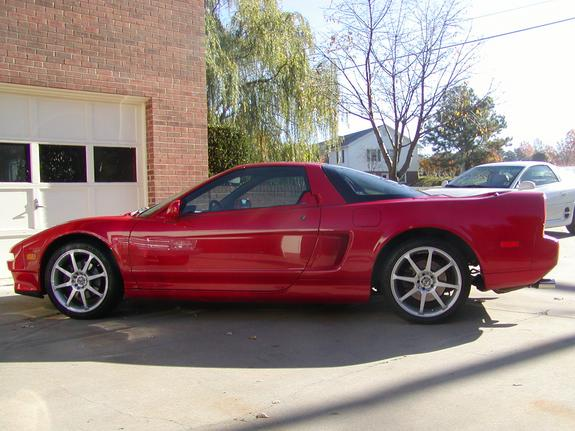 Jtthomas1979 1994 Acura Nsx Specs Photos Modification